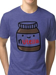 Nutella Cute Tri-blend T-Shirt