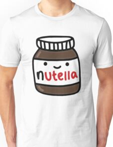 Nutella Cute Unisex T-Shirt