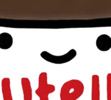 Nutella Cute Sticker