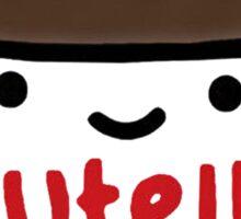 Nutella Cute Sticker