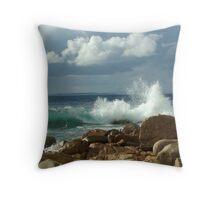 Fishery Bay, Eyre Peninsula Throw Pillow