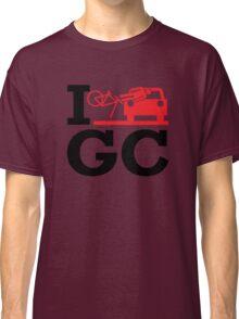 I CRASH FIXIE Classic T-Shirt