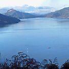 Mahau Sound, Havelock, NZ by John Brotheridge