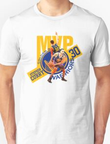 Stephen Curry #30 MVP T-Shirt