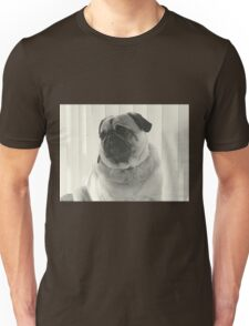 The Thinking Pug Unisex T-Shirt