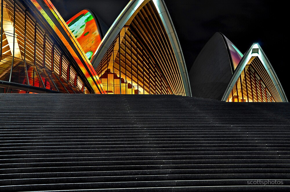 Sails and Stairs by scottsphotos