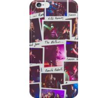 Fifth Harmony Polaroid Collage iPhone Case/Skin
