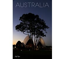 Australian Icons Photographic Print