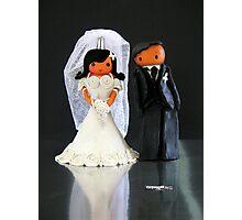 CHUNKIE Wedding Photographic Print