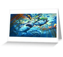 Sushi For Breakfast Greeting Card