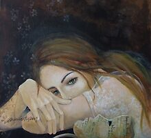 "Unspoken words...""Resentment"" series by dorina costras"