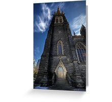 St Patrick's Cathedral • Melbourne Greeting Card