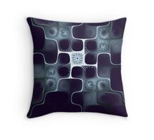 Pictograph Throw Pillow