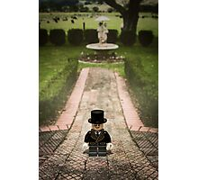 To the Manor Born. Photographic Print