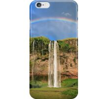 Sing Me A Rainbow iPhone Case/Skin