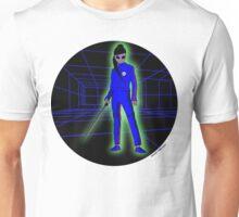 Cyber World Alien  Unisex T-Shirt