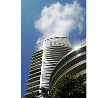 The Marina Tower Photographic Print