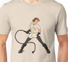 Marine Pin Up Unisex T-Shirt