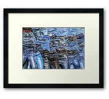Jeans Framed Print