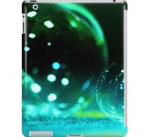 glowing bubble  iPad Case/Skin