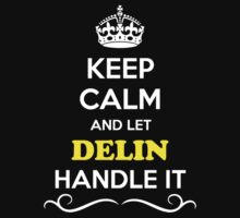 Keep Calm and Let DELIN Handle it by gradyhardy