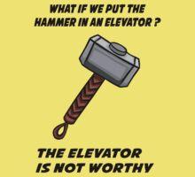Hammer One Piece - Short Sleeve