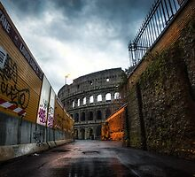 Urban Colosseum by aaronchoi
