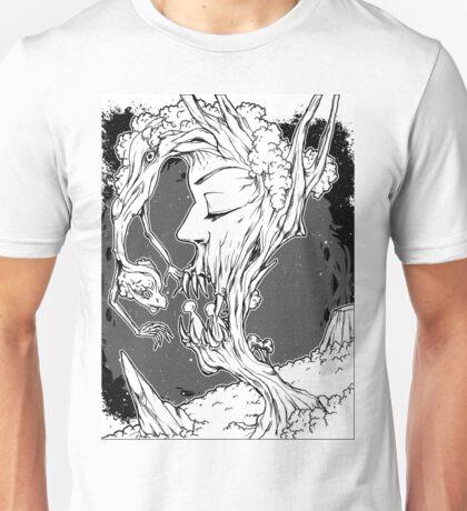 Creature face Unisex T-Shirt