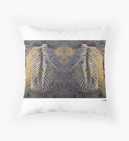 'Angels Wings' • Makawayan, Philippines Throw Pillow