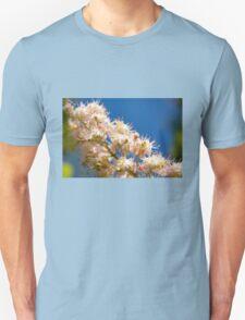 Macro of blooming Aesculus Unisex T-Shirt