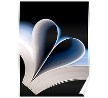 The love of a good book Poster