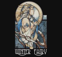 Winter Fairy by Quinton Hoover