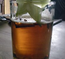 Pimms & Lemonade at the Pub.  Aahhh! by Songwriter