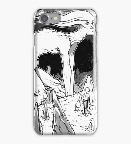 Creature from land iPhone Case/Skin