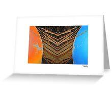 Tiki Canoe • Makawayan Greeting Card