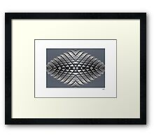 'Durian Roof' | Esplanade Complex • Singapore Framed Print