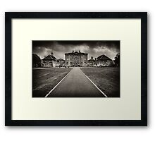 Cusworth Hall Doncaster Framed Print
