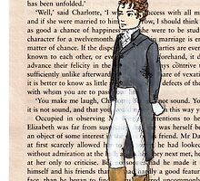 Mr Darcy by Purrr