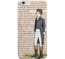 Mr Darcy iPhone Case/Skin