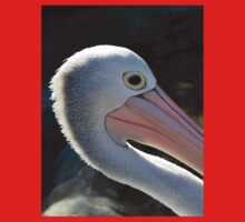 You Are A Pelican - Up Close and Personal One Piece - Short Sleeve