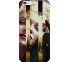 MM 128 SIS gold iPhone Case/Skin