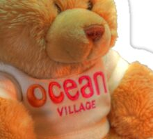 The only Bear in the Village Sticker