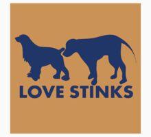 LOVE STINKS Baby Tee