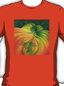 Behind the Curtain of Colours T-Shirt