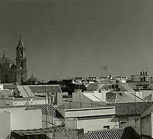 Iglesia de la Magdalena. Arahal (Sevilla) by Francisco García
