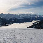 Ski to the clouds by zahnartz