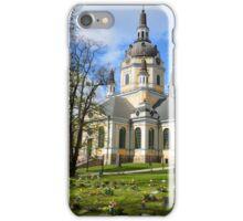 Katarina Kyrka iPhone Case/Skin