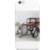 I love classic pickups iPhone Case/Skin