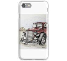 I love classic pickups iPhone Case/Skin