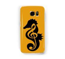 Anatomy Of Seahorse Samsung Galaxy Case/Skin